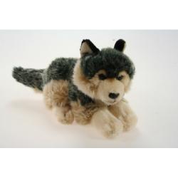Obrázek Plyš Vlk ležící