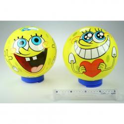 Obrázek Míč SpongeBob - obličej 23cm