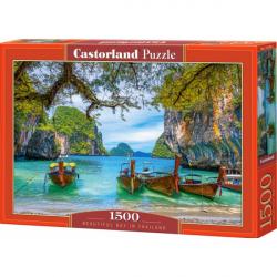 Obrázek Puzzle Castorland 1500 dílků - Krásná zátoka v Thajsku