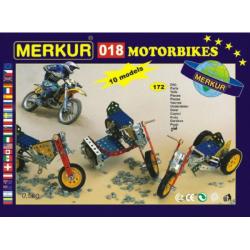 Obrázek MERKUR 018 Motocykly