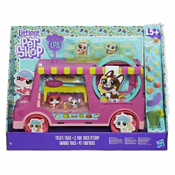 Obrázek Littlest Pet Shop Set cukrářský vůz