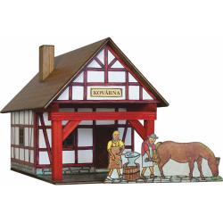 Obrázek Walachia Hrazdená kováreň