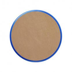 Obrázek Barva na obličej 18ml - hnědá světlá - Light Beige