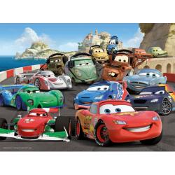 Obrázek Puzzle Cars 2 100 XXLd