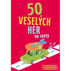 Obrázek 50 veselých her na cesty