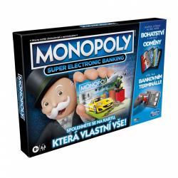 Obrázek Monopoly Super elektronické bankovnictví