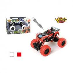 Obrázek Šroubovací autíčko na zpětný chod 1:32 4WD