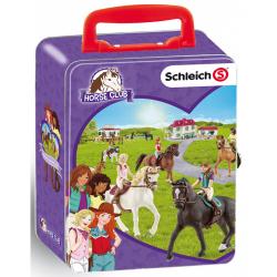 Obrázek Klein Sběratelský kufřík SCHLEICH koně