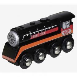 Obrázek Maxim Parní lokomotiva Epocha