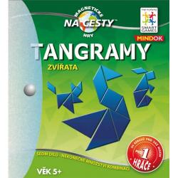 Obrázek Smart Hry - Tangramy: Zvířata