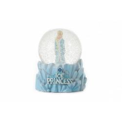 Obrázek Sněhová koule/Těžítko Ledová princezna 10x9cm v krabičce 11x13x11cm
