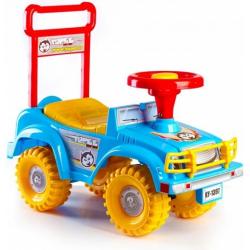 Obrázek Odrážedlo auto Jeep Yupee modré