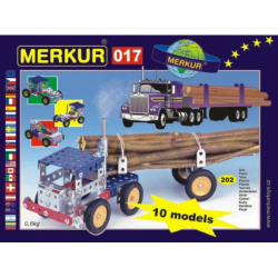 Obrázek Stavebnice MERKUR 017 Kamion