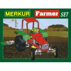 Obrázek Stavebnica MERKUR Farmer Set