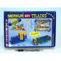 Obrázek Stavebnica Merkur 031 železničné modely