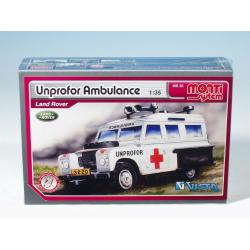 Obrázek Monti 35 Land Rover Unprofor Ambulance