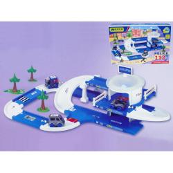 Obrázek Kid Cars 3D Policie plast 3,8m