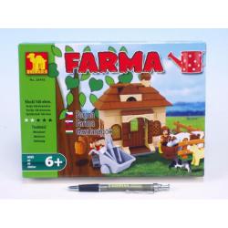 Obrázek Stavebnice Dromader Farma 28405 168ks