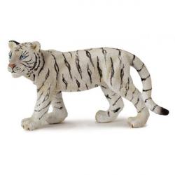 Obrázek Collecta Tygr bílý mládě stojící