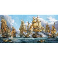 Obrázek Puzzle 4000 dielikov - Námorná bitka