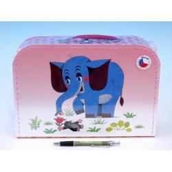 Obrázek Kufřík Krtek a slon šitý