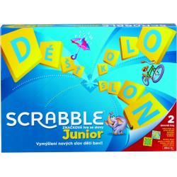Obrázek Mattel Scrabble Junior