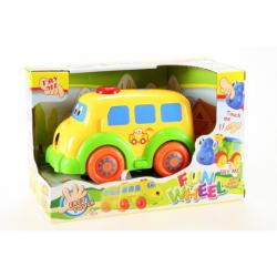Obrázek Baby autíčko autobus