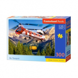 Obrázek Puzzle 300 dílků - Sky transport