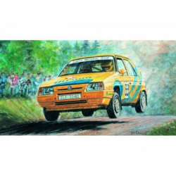 Obrázek Model Kliklak Škoda Favorit Rallye 96