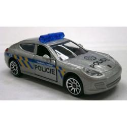 Obrázek Auto Policejní Kovové, česká Verze
