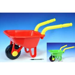 Obrázek Koliesko traktory plast 66cm - 2 druhy