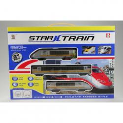 Obrázek Vlaková souprava