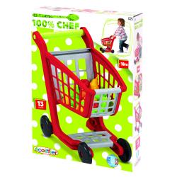 Obrázek Nákupní vozík s příslušenstvím