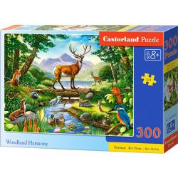 Obrázek Puzzle 300 dílků - Harmonie lesa
