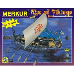 Obrázek Merkúr Age of Vikings 40 modelov