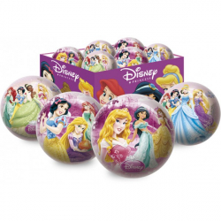 Obrázek Míč Disney princezny 15cm