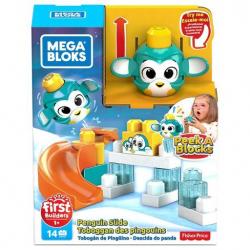 Obrázek Mega Bloks Peek a Blocks velká skluzavka