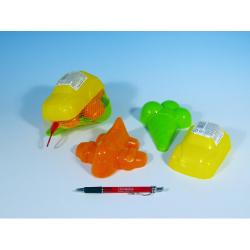 Obrázek Formičky/Bábovky plast 3ks