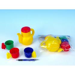 Obrázek Nádobí - Čajová sada plast