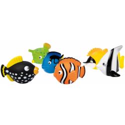 Obrázek Stříkací zvířátka ryby - 6 druhů