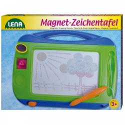 Obrázek Magnetická tabulka barevná 31x24cm