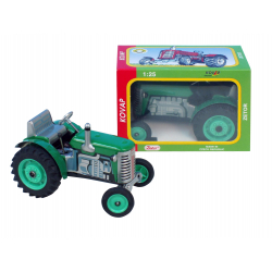 Obrázek Traktor Zetor kov 14cm 1:25  Kovap