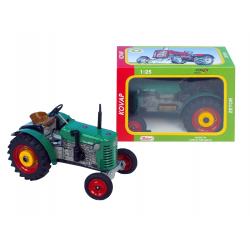Obrázek Traktor Zetor 25A kov 15cm 1:25 Kovap