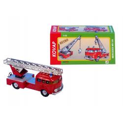 Obrázek Auto Mercedes 335 hasiči kov 17cm 1:43  Kovap