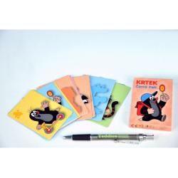 Obrázek Černý Petr Krtek společenská hra - karty