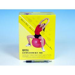 Obrázek Gymnastický míč relaxační 65cm