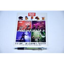 Obrázek DVD Pražský výber II live
