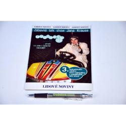 Obrázek DVD Jan Kraus III.Uvolněte se, prosím