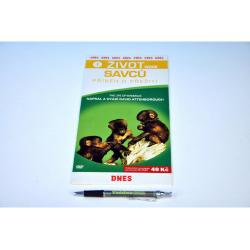 Obrázek DVD 1.David Attenborough - Život savců,příběh o přežití