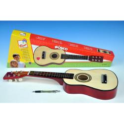 Obrázek Gitara drevo 57cm